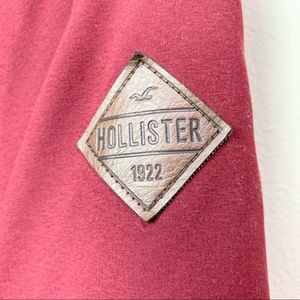 Hollister Jackets & Coats - Hollister Heritage Collection Maroon Perka Coat